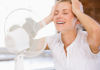 Hot Flushes & How to Reduce Them: Symptoms in the Spotlight